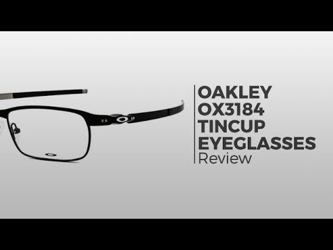 d4b7e3dec5 Oakley OX3184 TINCUP Eyeglasses