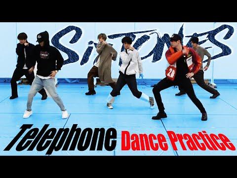 SixTONES - Telephone(Dance Practice)