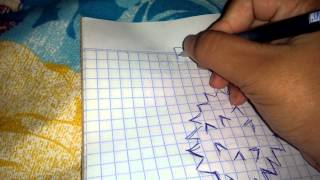 Drawing channel | how to draw durian malay fruits