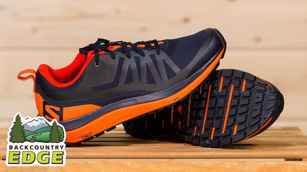 Salomon Men's Odyssey Pro Trail Shoe