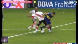 Planeta gol: especial Riquelme, lujos y asistencias 23/06/2017