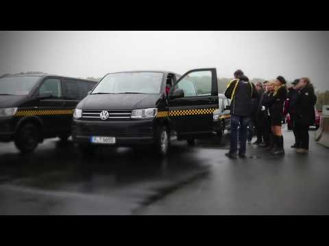 Fahrsicherheitstraining 2016 / Driver Training 2016 by TAXIBUS Frankfurt