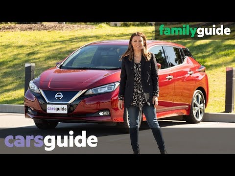 Nissan Leaf 2020 Review Family Test Youtube