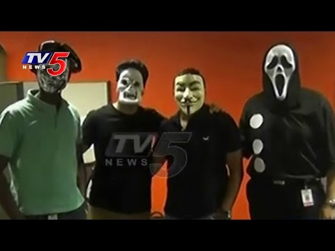 Halloween Celebrations By Telugu NRIs In Columbus | USA | TV5 News