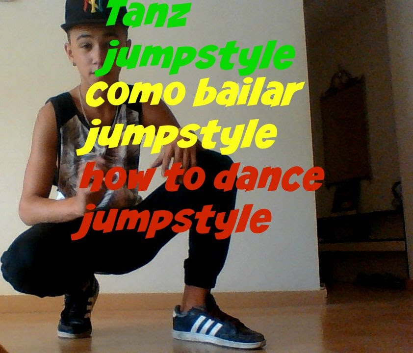 how to do the jumpstyle dance