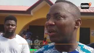 Sowore Votes, Says Process 'A Little Cumbersome And Frustrating'