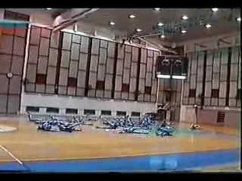 Israreli skating Championship for groups 2003-Givat Shmuel