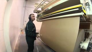 Картон - технология производства DUNAPACK-Таврия(, 2013-04-24T13:35:49.000Z)