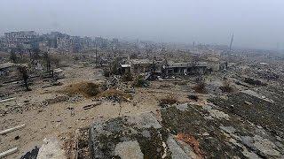 وقف إطلاق النار في سوريا عند منتصف الليل...ومقتل 15 شخصا بقصف في الغوطة الشرقية لدمشق