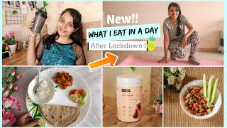 What I Eat In A Day To Lose Weight | New Diet Plan WEIGHT LOSS | Indian