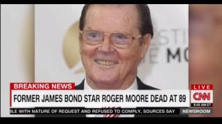 Sir Roger Moore James Bond of the 70s and 80s has died at 89