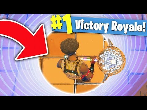 The SMALLEST Circle VICTORY in Fortnite Battle Royale!