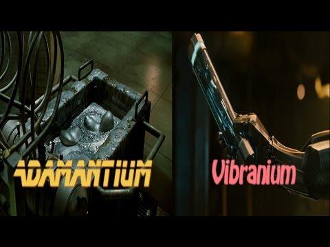 Comic Book Discussion #24 ~ What Is It? Vibranium & Adamantium