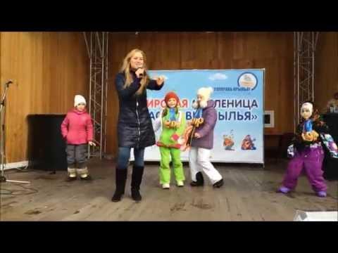Виктория Ланевская / Выступление 21.02.2015 в \
