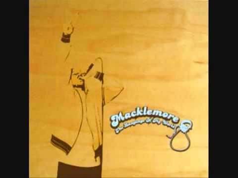 Macklemore Contradiction