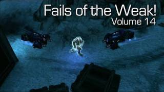 Fails of the Weak - Volume 14 - Halo 4 - (Funny Halo Bloopers and Screw Ups!)