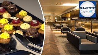 NEW STAR ALLIANCE LOUNGE at SCHIPHOL AIRPORT
