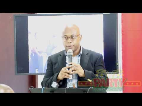 Grenada Invitational 2017 Media Launch Oct 20th, 2016