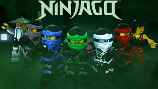 Ninjago--Ghost Whip (lyrics video)