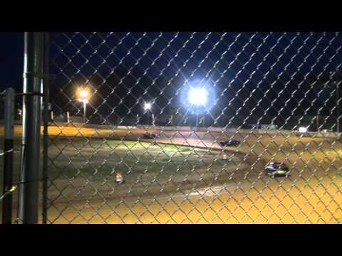 Camden Speedway 4-21-13 Street Mod Heat Race