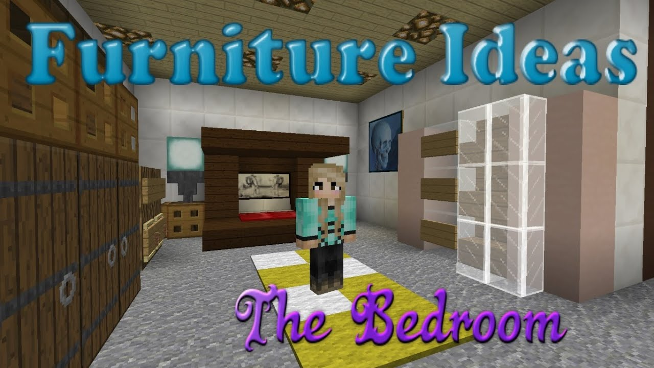 Minecraft Furniture Bedroom minecraft furniture ideas: #3 kiwi designs for bedroom furniture