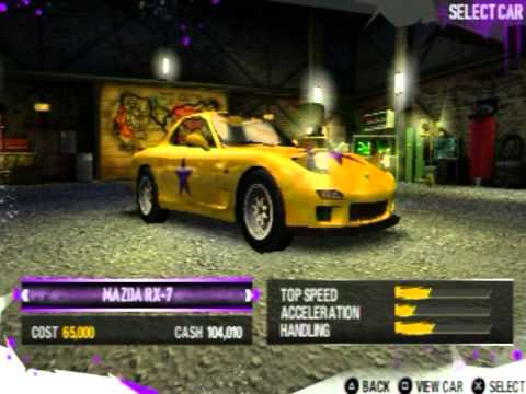 Need For Speed Carbon Own the City (PSP) - Part 10