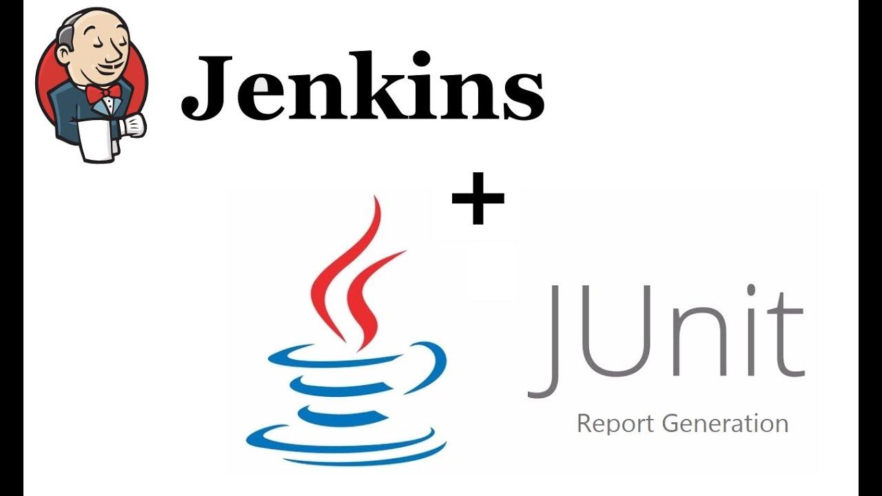 Junit report from Jenkins