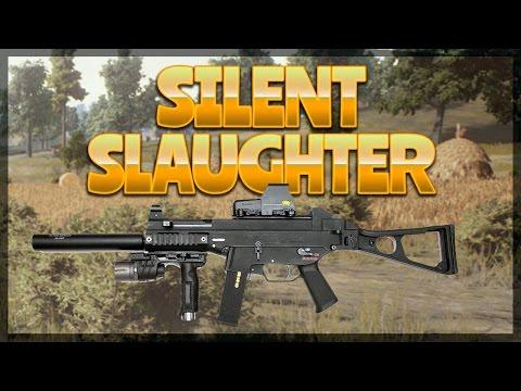 SILENT SLAUGHTER (BATTLEGROUNDS)
