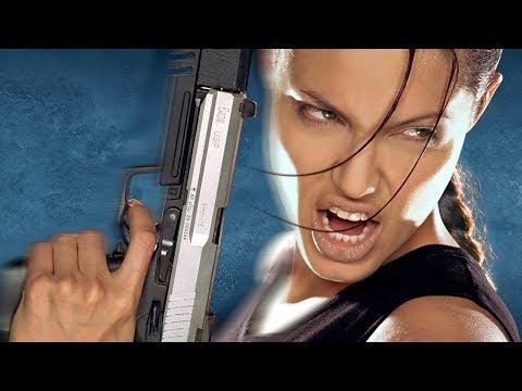 Tomb Raider: Smack My Bitch Up (The Prodigy)