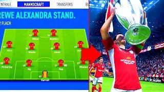 FIFA 19 : MIT SCHLECHTESTEN ENGLISCHEN VEREIN ZUM CL TITEL !!! 💩🏆 Crewe Alexandra Sprint To Glory