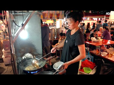 Best Street Food Night Market in Taiwan: 大東夜市