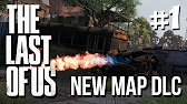 The Last Of Us NEW DLC GAMEPLAY SUBURBS Abandoned Territories - The last of us abandoned territories map pack