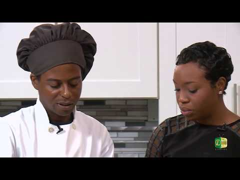 Chef it Up - Season 3, Episode 2 ft Denaldo Bain: Tomato Pumkin Bisque w/ Conch
