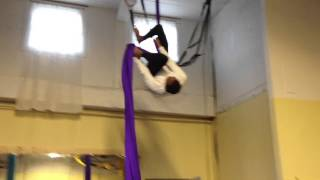 Aerial Silks Star Drop