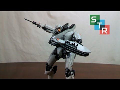 NECA Tacit Ronin Pacific Rim Series 4 Review