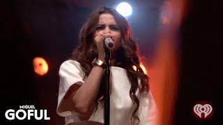 Selena Gomez - Come & Get It Live At (iHeart Radio)