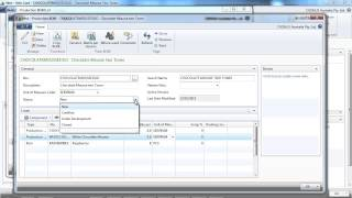 How to use Dynamics NAV Bill of Materials Multi Levels