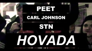 Mad PeeT ft. Větší Polovina (Carl Johnson & STN) - HOVADA (prod. FloFlosounds) [OFFICIAL VIDEO]