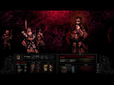Darkest Dungeon 4 - Hell is in the Heart