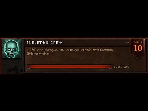 How to get Skeleton Crew D3