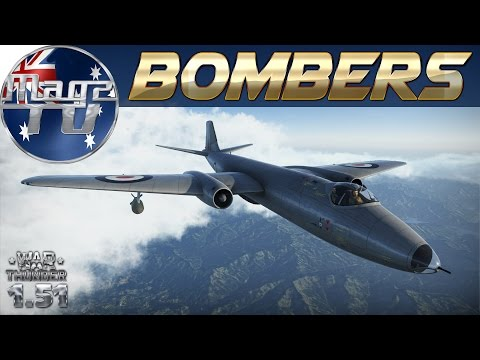 War Thunder - Bombers
