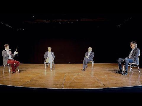 Podiumsdiskussion und Konzert: Die Gründung der EU
