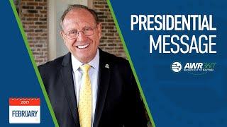 video thumbnail for February 2021 President's Report