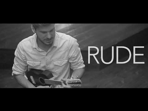 MAGIC! - Rude (acoustic folk ukulele cover by Damien McFly)