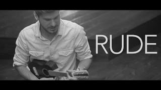 MAGIC! - Rude (acoustic folk ukulele cover by Damien McFly)