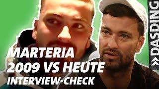 Marteria 2009 vs. Heute: Gesagt, getan? Der Interview-Check | DASDING