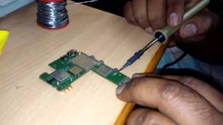 Nokia Lumia 520 Disassembly & Power Switch Replace