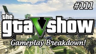 The GTA 5 Show : Grand Theft Auto 5: Gameplay Trailer Breakdown GTA 5 Part 1(The HUD)