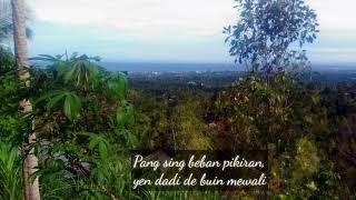 WNO Bali_Tresne Tanpe Restu(Lirik)