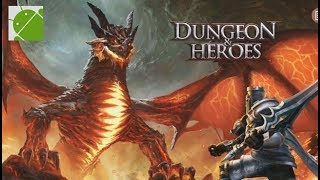 Dungeon & Heroes - Android Gameplay FHD